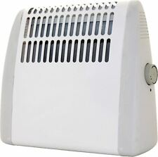 425W Frost Watcher Compact Convector Heater Wall Mounted for Greenhouse/Caravan