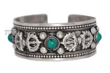 Turquoise Bracelet Nepal Bracelet Cuff Bracelet Tribal Bracelet Boho Bracelet