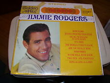 THE BEST OF JIMMIE RODGERS GOLDEN HITS-LP-NM-GREEN BIRCHMOUNT-STEREO-HONEYCOMB