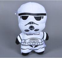 Star Wars Stormtropper The Force Awakens Soft Figure Doll Kids Plush Stuffed Toy