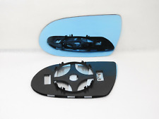For Mercedes SLK R171 04-08 Right side Blue Aspheric Electric wing mirror glass