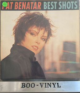 Pat Benatar - Best Shots Vinyl LP Ex Con Original