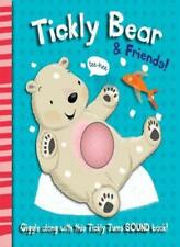 Tickly Bear and Friends (Tickly Tums Sound Books),Mandy Stanley