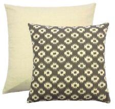 Cojines decorativos de color principal gris de 45 cm x 45 cm para el hogar