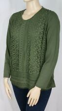 Millers Polyester Long Sleeve Plus Size Tops & Blouses for Women