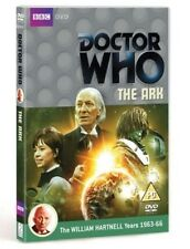 DR WHO 023 (1966) - THE ARK - TV Doctor William Hartnell - NEW DVD UK