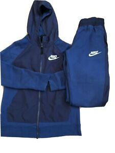 Boys Nike Jogging Suit Size M Would Say 11/12