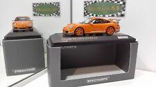 Minichamps 1/43 Porsche 911 997 (II) GT3 RS 4.0 2011 orange  1 of 100