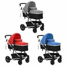 vidaXL Kinderwagen 2in1 Buggy Babywagen Babyjogger Sportwagen  mehrere Auswahl G