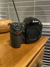 Nikon D D300 12.3 MP Digital SLR Camera - (Body Only)-Bad Battery Connection