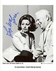 SOPHIA LOREN  Autogramm original signiert Foto 20x25
