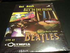 """COF 2 DVD NF """"GET BACK - BACK TO THE LEGEND : BEATLES, BEST TRIBUTE SHOW OLYMPIA"""