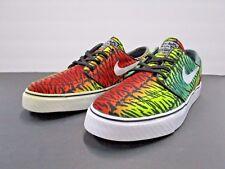 New! Nike SB Zoom Stefan Janoski Tiger Stripe Shoe Men's Size: 10