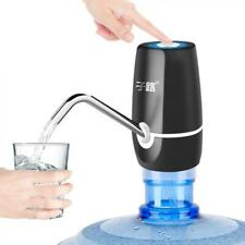 Portable Electric Automatic Drinking Bottle Water Pump Dispenser USB Charging