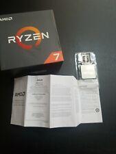 AMD RYZEN 7 1700X 3.4 GHz