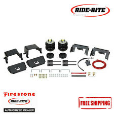 Firestone Ride Rite Rear Air Helper Kit Fits 2015-2020 Ford F150 2WD 4WD