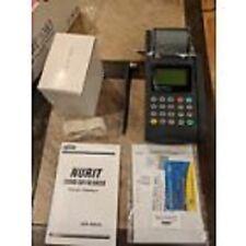Lipman Nurit 3010 Pos/Edc Wireless Credit Card Processing Terminal