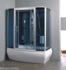 Steam Shower Room , Whirlpool w/Heater & Thermostatic , 6 Year USA  Warranty