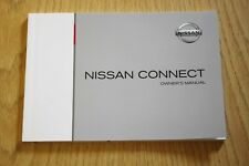 NISSAN CONNECT 2 SAT NAV NAVIGATION SYSTEM HANDBOOK OWNERS MANUAL MICRA NOTE