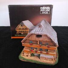 Marklin Z Scale Mini-Club No.8408 Alpine Chalet w/Box - NICE!