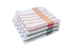 12PCS Natural Cotton Kitchen Towels Dish Towels clean cloth Machine Washable