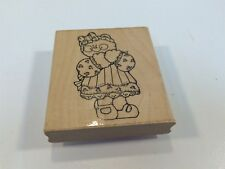 D.O.T.S. DOTS Rubber Stamp Q168 Lacey