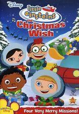 Little Einsteins: The Christmas Wish [P&S] (2008, REGION 1 DVD New)