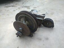 Ski Doo Alpine Snowmobile Complete Transmission Assembly with Brakes Clutch