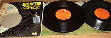Elvis Presley Aloha From Hawaii Via Satellite 2 Vinyl LP Set RCA VPSX 6089