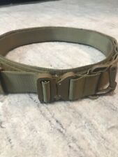 """G-Code Contact Series Operator's Belt 1.75"""" with velcro inner belt, small"""