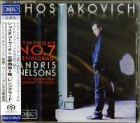 ANDRIS NELSONS &...-SHOSTAKOVICH : SYMPHONY NO.7 LENINGRAD-JAPAN SACD HYBRID G01