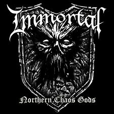 IMMORTAL - Northern Chaos Gods CD