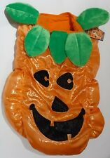 Halloween - Pumpkin Costume - For Pet - Size L - Brand New