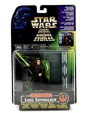 Star Wars Power of the Force (Euro) - Force F/X Luke Skywalker Action Figure