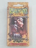 The Scepter of Kyros  ADVENTURE VARIANT EXPANSION  RUNEBOUND 2nd Edition VGC