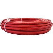 Alu-Mehrschichtverbundrohr 16 x 2mm mit Isolierung rot, 50m Rolle Installation