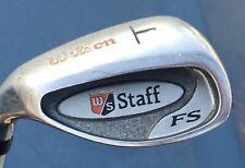 Wilson T Wedge FS Wilson Fat Shaft Steel Trouble TW Golf Club Left Hand Great LH