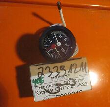 Buderus 7098310, thermomanometer, termometri, manometri, gb112 lin-k23