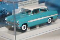 RF10-1] Ford 12m, türkisblau/weiß, TD Brekina Modellautos, Maßstab 1:87 OVP
