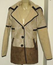 Faux Fur Winter Fleece Jackets for Women