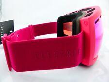 Electric EG2.5 Snow Goggles Berry Pink - Rose/Blue Chrome + Bonus Green Lens