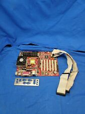 MSI KT4V MS-6712 Motherboard w/ Athlon XP 1800+ 1533Mhz / 3GB Ram  #5089