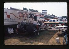 1988 Bill Barney Castrol GTX Dragster - NHRA - Original 35mm Racing Slide
