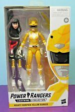 SHFiguarts Bandai Power Rangers Yellow Lightning Collection Japan Figure in Box