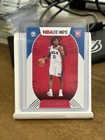 2020-21 NBA Hoops Tyrese Maxey Rookie RC Philadelphia 76ers