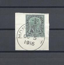 More details for montserrat 1908-14 sg 44 used cat £45