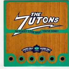 (EM586) The Zutons, Oh Stacey (Look What You've Done!) - 2006 DJ CD