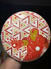 Dynamic Disc Iron Man DyeMax Panorama Fuzion Judge Putter Disc Golf Disc 175g