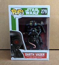 Funko Pop Star Wars Darth Vader with Candy Cane Glow in the Dark Non Chase - MIB