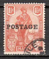 Malta - 1926 Definitive Melita overprinted - Mi. 104 VFU